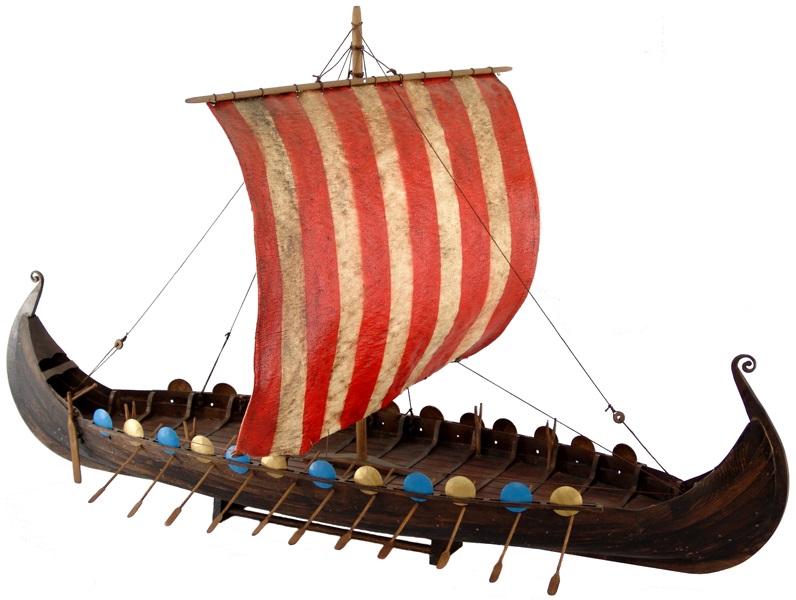 Viking Boats - OGAS® Fabrik - Specialized in floatable wooden toy ...