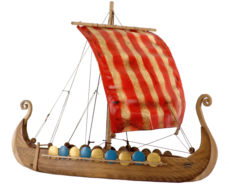 Viking Boats Ogas Fabrik Specialized In Floatable Wooden Toy