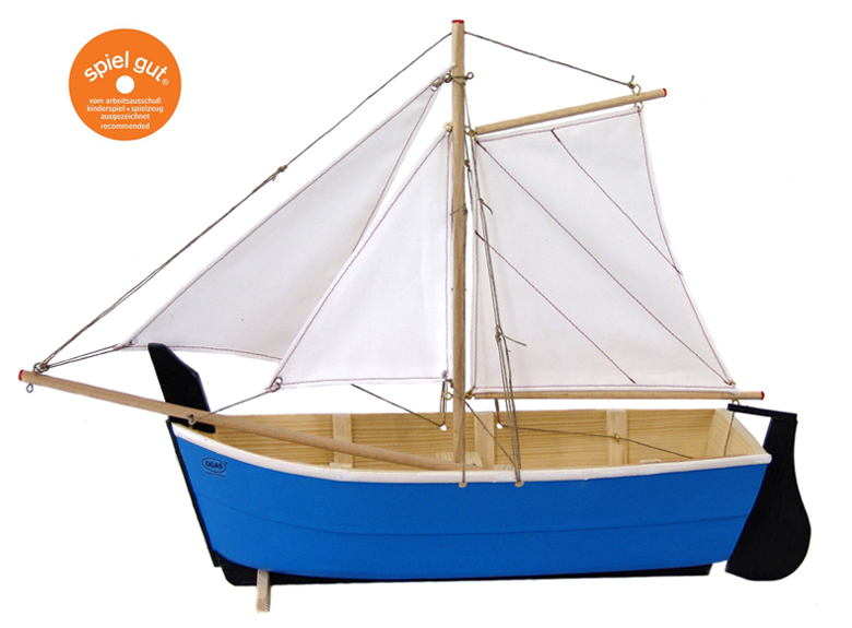 Floating wooden toy boats - OGAS® Fabrik - Specialized in
